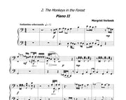 Verbeek - Flight of the Stark for Piano Duet - PND116078DMP