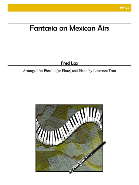 Lax - Fantasia on Mexican Airs - PP01