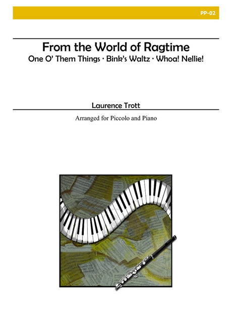 Trott & Hoca - From the World of Ragtime - PP02