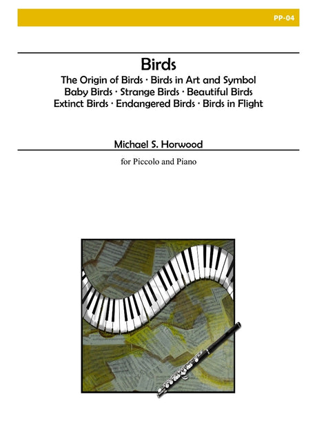 Horwood - Birds - PP04