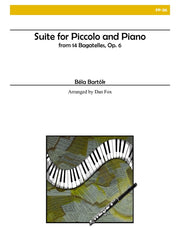 Bartok - Suite for Piccolo and Piano - PP06