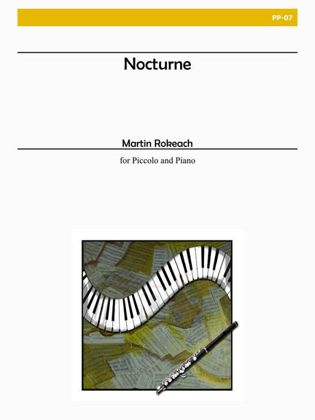 Rokeach - Nocturne for Piccolo and Piano - PP07
