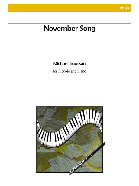 Isaacson - November Song (Piccolo) - PP08