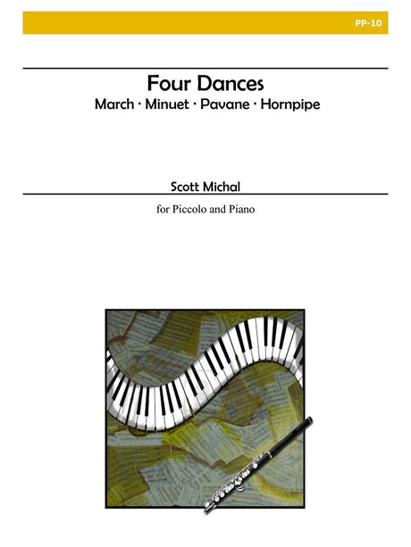 Michal - Four Dances - PP10