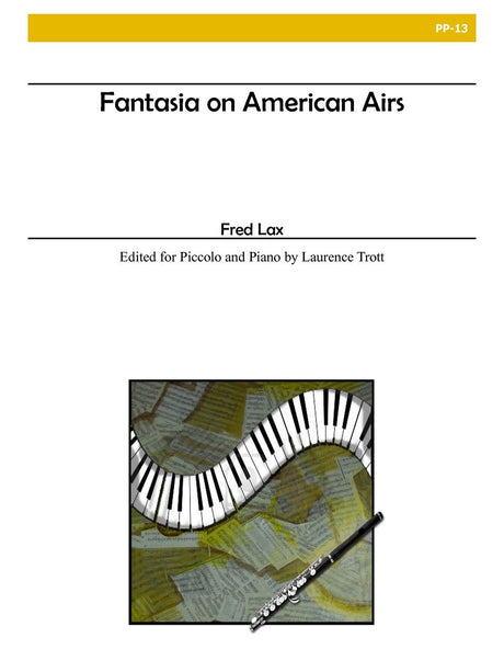 Lax - Fantasia on American Airs - PP13
