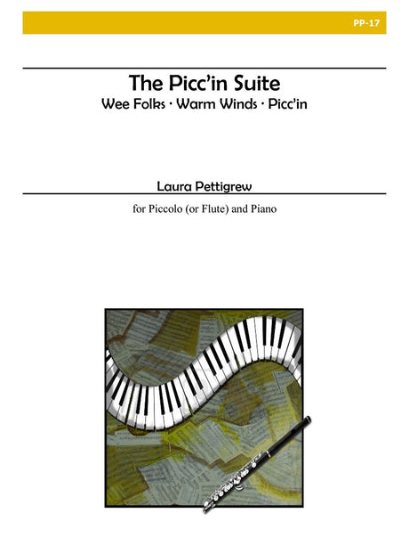 Pettigrew - The Picc'in Suite - PP17