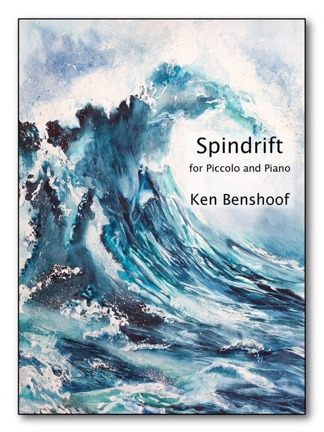 Benshoof - Spindrift (Piccolo and Piano) - PP23