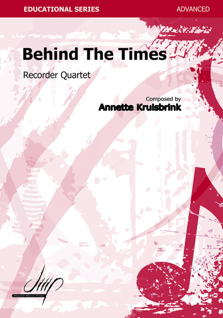 Kruisbrink - Behind the times - RCE107143DMP