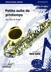 Aerts - Petite Suite de Printemps (Alto Saxophone and Piano) - SP110081DMP