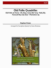 Foster - Old Folks Quadrilles - SQ07