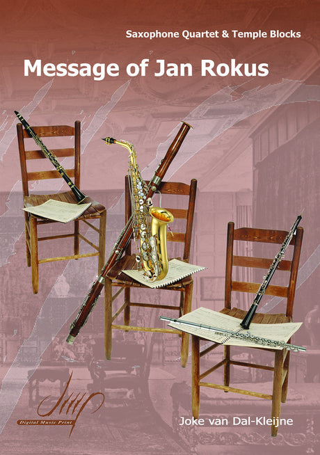 van Dal-Kleijne - Message of Jan Rokus - SQ113055DMP