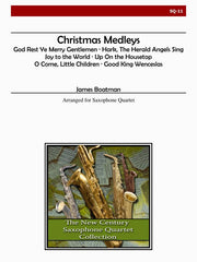 Boatman - Christmas Medleys - SQ11