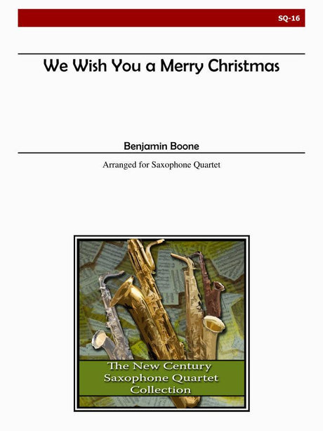 Boone - We Wish You A Merry Christmas - SQ16