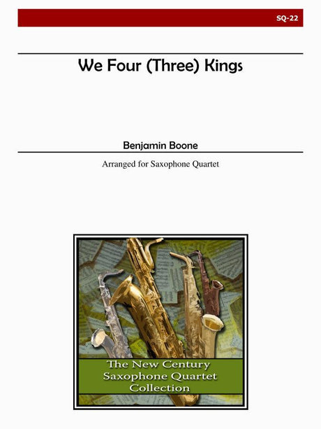 Boone - We Four (Three) Kings - SQ22