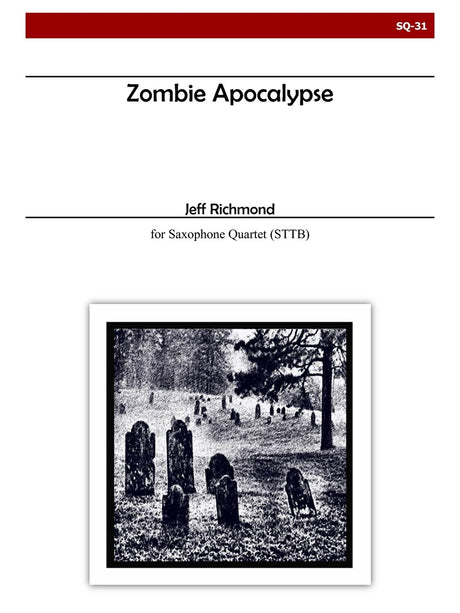 Richmond - Zombie Apocalypse - SQ31