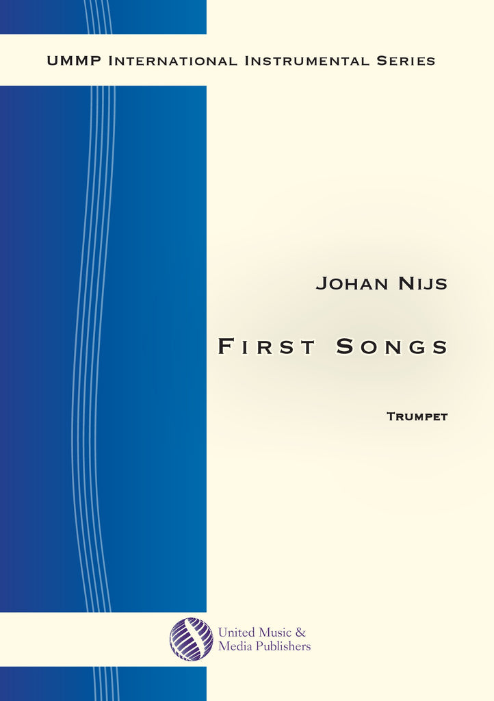 Nijs - First Songs for Trumpet - T191202UMMP