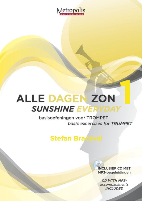 Bracaval - Sunshine Everyday, Vol. 1 (Trumpet) - T6486EM