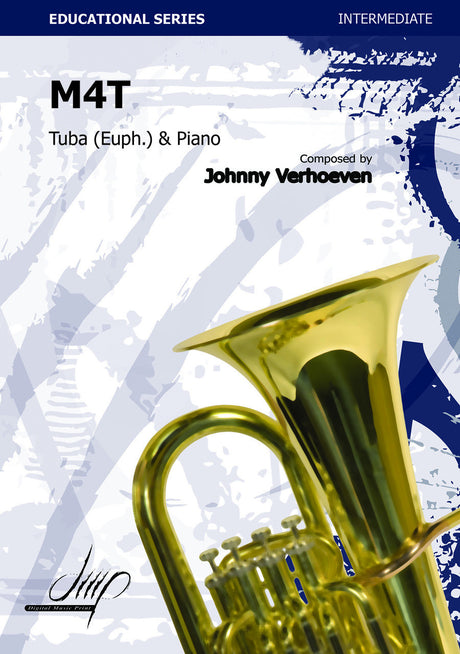 Verhoeven - M4T (Tuba and Piano) - TBP109079DMP