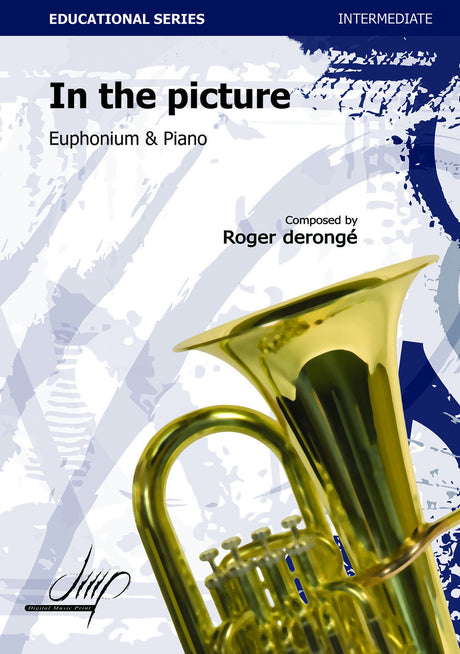 Deronge - In the Picture (Euphonium and Piano) - TBP115155DMP