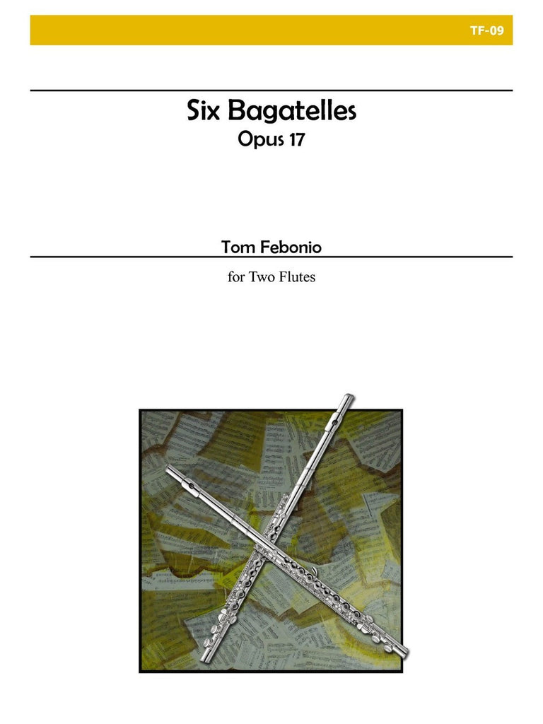 Febonio - Six Bagatelles - TF09