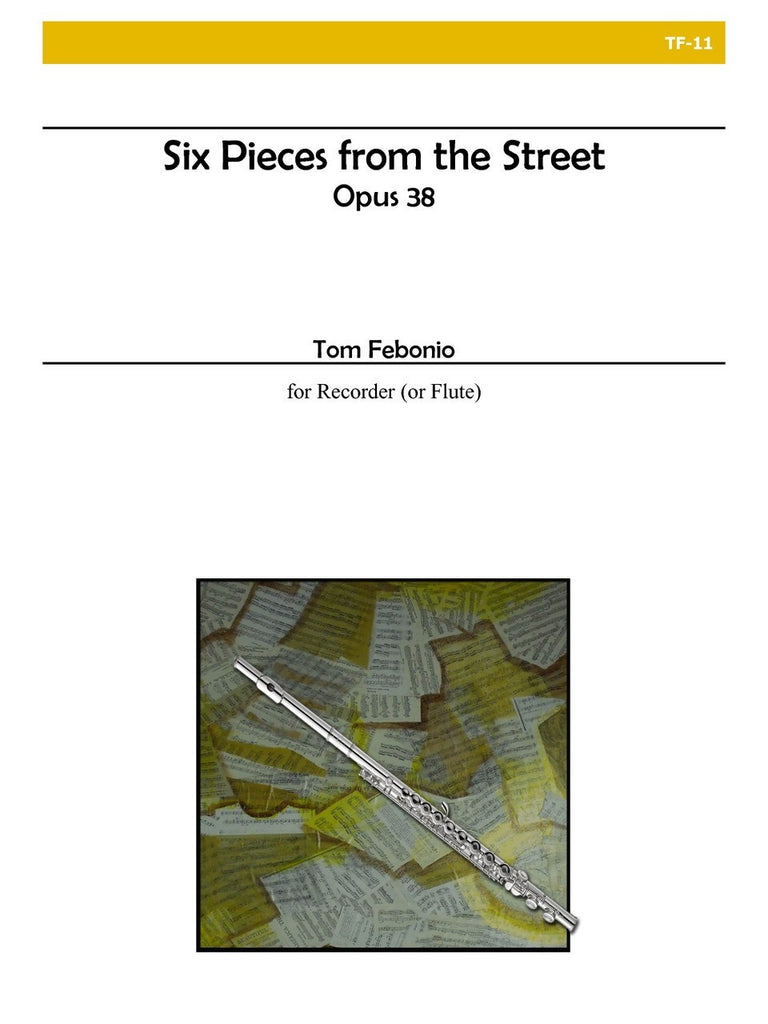 Febonio - Six Pieces from the Street - TF11