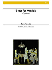 Febonio - Blues for Matilda, Opus 48 - TF17