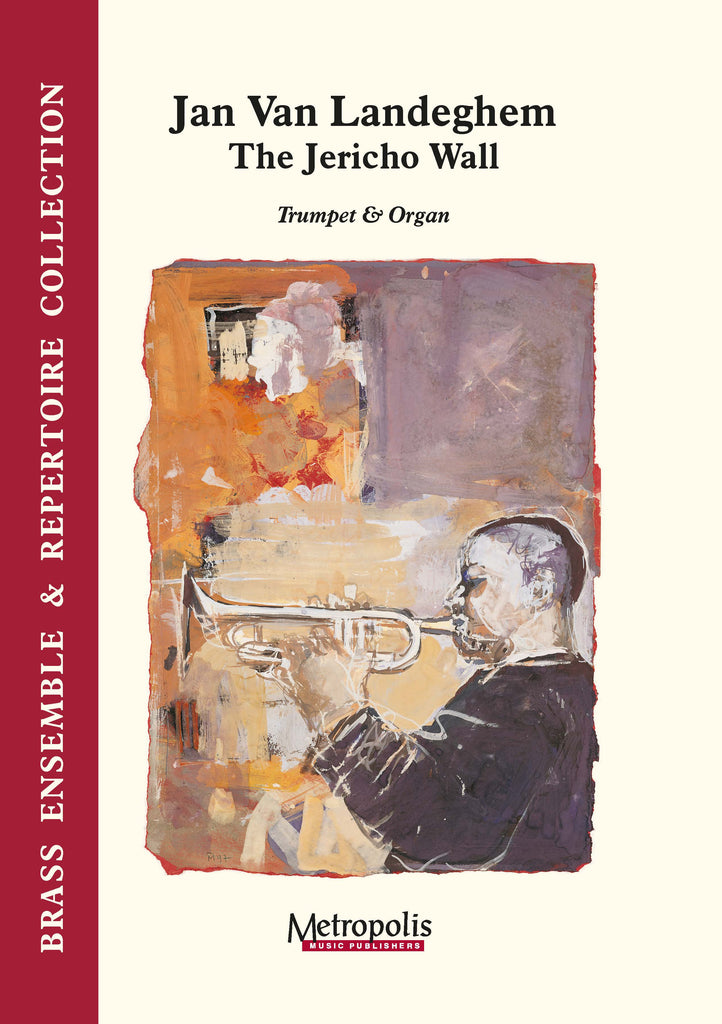 Van Landeghem - The Jericho Wall (Trumpet and Organ) - TORG6021BEM