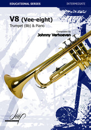 Verhoeven - V8 (Trumpet and Piano) - TP109073DMP