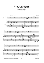 Nijs - 5 Recital Pieces for Trumpet and Piano - TRP151106UMMP