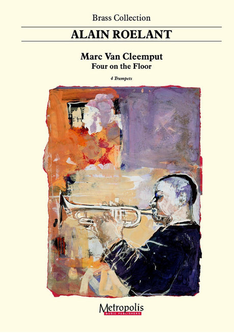 Van Cleemput - Four on the Floor - TQ6074EM