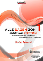 Bracaval - Sunshine Everyday, Vol. 1 (Trombone) - TR6682EM