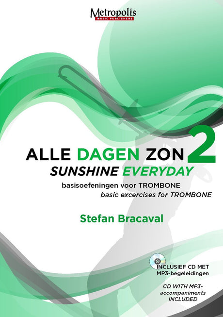 Bracaval - Sunshine Everyday, Vol. 2 (Trombone) - TR6683EM