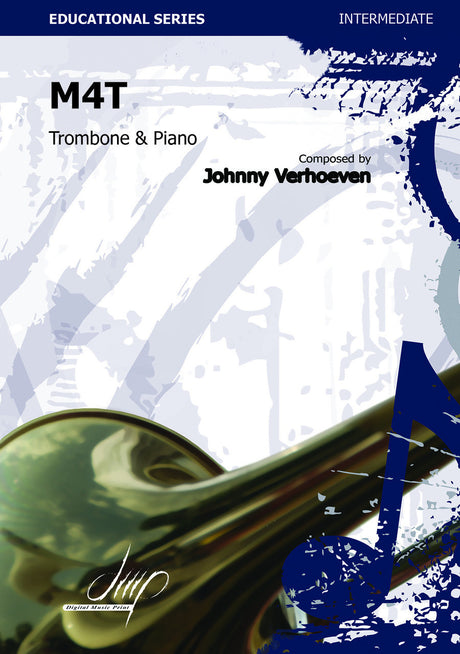 Verhoeven - M4T (Trombone and Piano) - TRP109078DMP