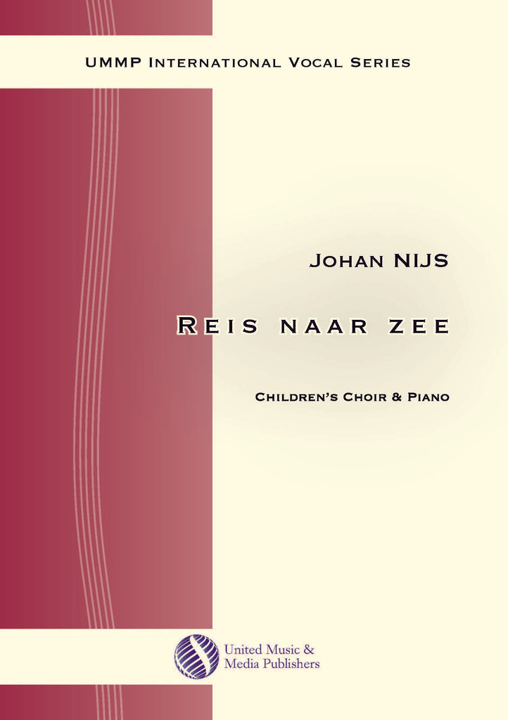 Nijs - Reis naar zee (Children's Choir and Piano) - V170201UMMP