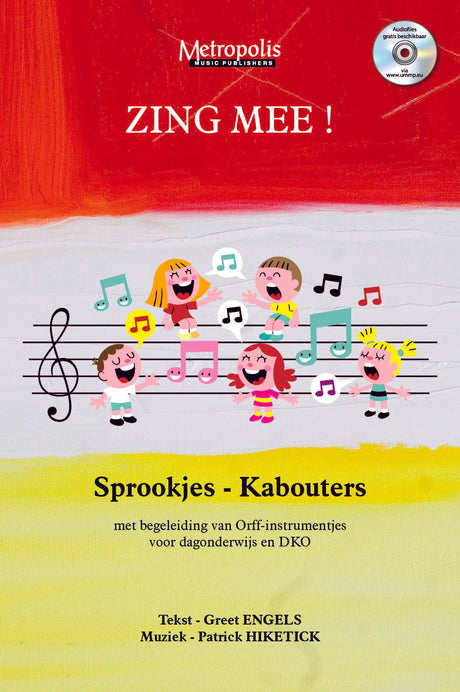 Hiketick - Zing Mee! Sprookjes - Kabouters - V7433EM