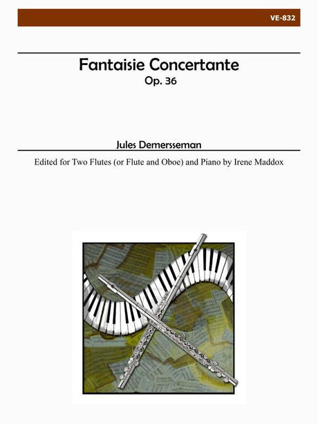 Demersseman - Fantasie Concertante - VE832