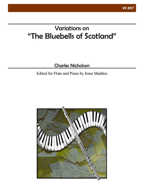 "Nicholson - Variations on ""The Bluebells of Scotland"" - VE857"
