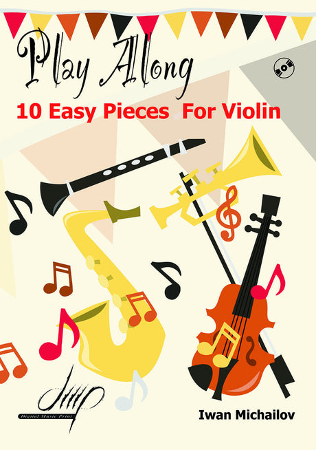 Michailov - 10 Easy Pieces - VL110051DMP