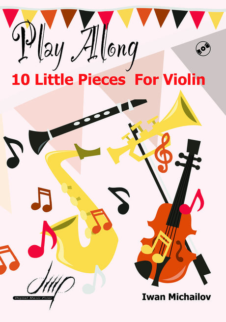 Michailov - 10 Little Pieces - VL110052DMP