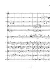Alpaerts - Romanza for Violin and Orchestra (Full Score and Parts) - VLOR6167AEM