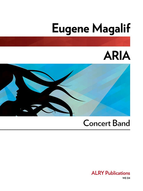 Magalif - Aria (Concert Band) - WE04