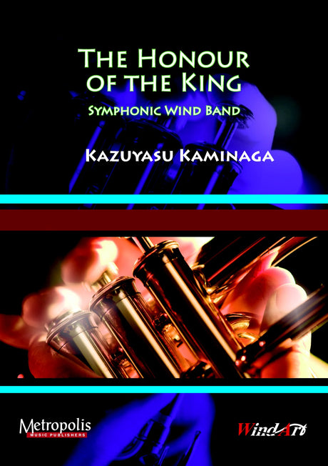 Kaminaga - The Honour of the King for Wind Band - WE6234EM