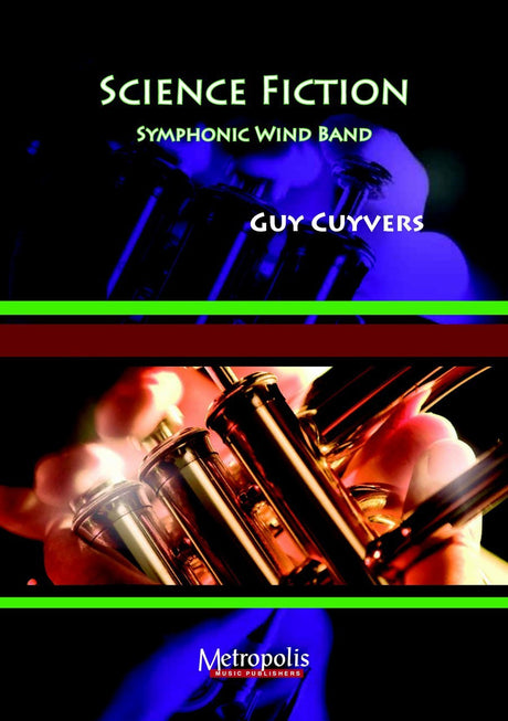 Cuyvers - Science Fiction for Symphonic Wind Band - WE6252EM
