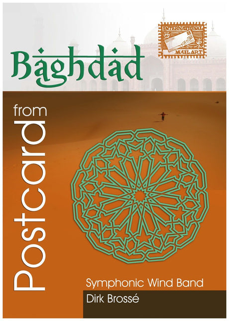 Brosse - Postcard from Baghdad (Full Score Only) - WE6433SEM