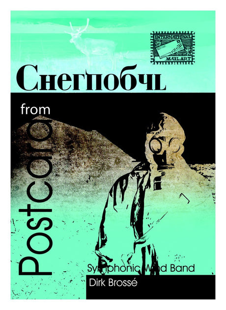 Brosse - Postcard from Chernobyl (Full Score Only) - WE6441SEM