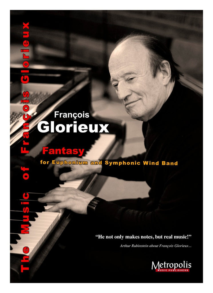 Glorieux - Fantasy (Wind Ensemble) - WE6518EM