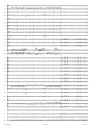 Schoeters - Cosmopolydian for Flute/Piccolo, Vibraphone and Wind Band, op. 29 (Full Score and Parts) - WE7090EM