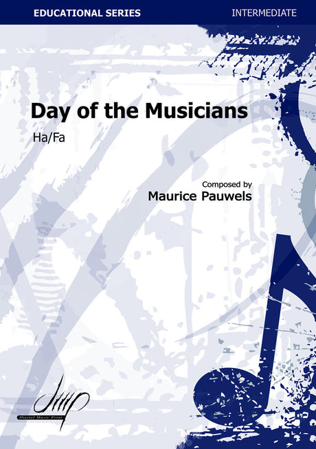 Pauwels - Day of the Musicians - WE9107DMP