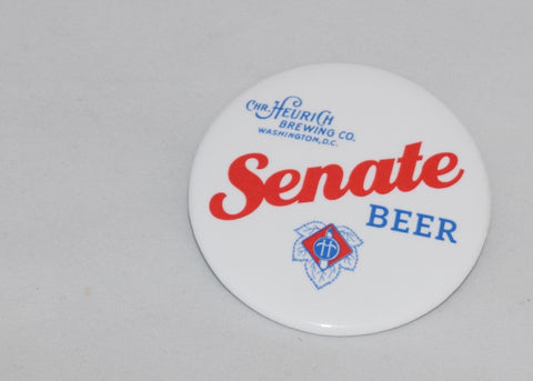 Senate Beer Support Pin: Pick-Up Only