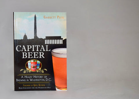 """Capital Beer"" by Garrett Peck"